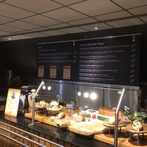 Signing restaurant Madurodam door Blomsma Print & Sign