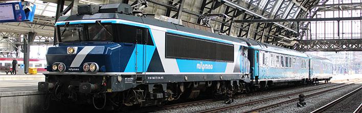Locwrapping, bestickering locomotief Blomsma Print & Sign Railpromo Dinner Train RFS 101002