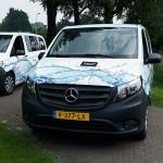 Grohe fleetmarking nieuwe huisstijl door Blomsma Print & Sign