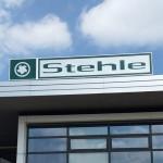 Lichtbak voor hoofdkantoor Stehle Waalwijk