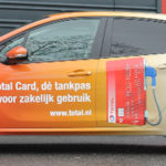 Autobestickering carwrapping Blomsma Print & Sign