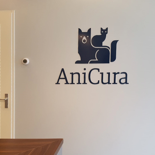 AniCura Blomsma Print & Sign signing indoor outdoor restyling