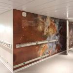 Acta Auriga interieurdecoratie Blomsma Print & Sign wandvullende prints bewegwijzering