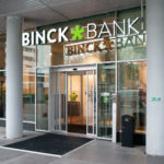Lichtreclame Binck Bank Blomsma Print & Sign restyling gevelreclame