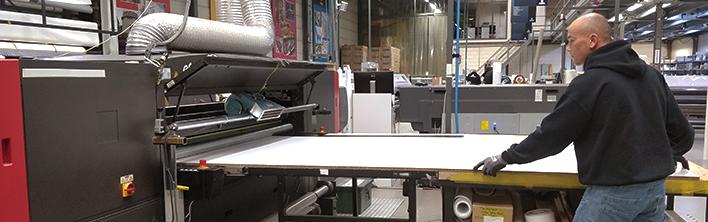 Allround medewerker Blomsma Print & Sign