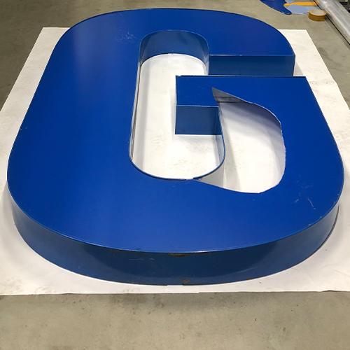 Samsung Blomsma Print & Sign gevelreclame lichtreclame