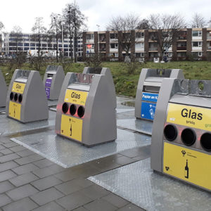 Blomsma Print & Sign Sulo/PlasticOmnium Polyespro folie Gemeente Zoetermeer