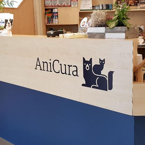 AniCura Blomsma Print & Sign gevelsigning restyling