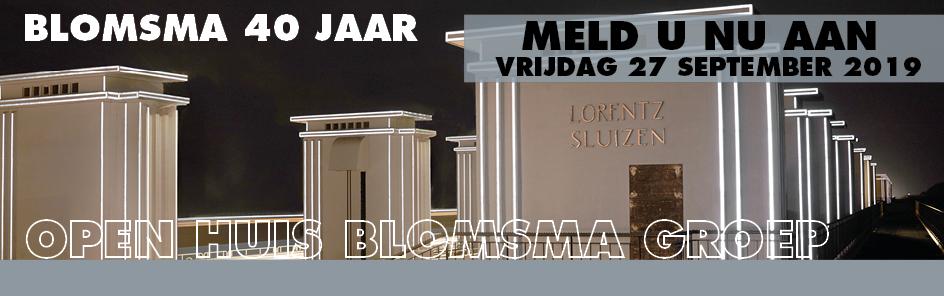 Open Huis Blomsma Groep 40 jaar