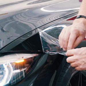 autobestickering carwrap 3M blomsma Print & Sign