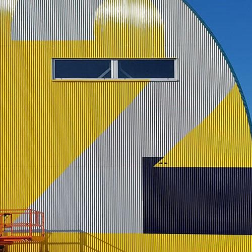 Maasvlakte 2 Futureland Blomsma Print & Sign