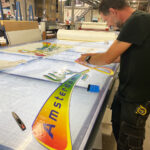 Making of GlowGolf Lichtreclame | Blomsma Print & Sign