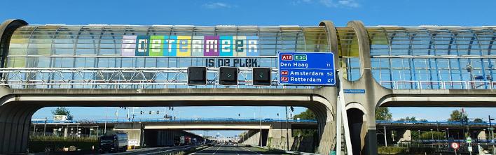 Zoetermeer is De Plek - Stadhuisplein | Blomsma