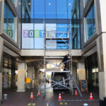 Zoetermeer is De Plek - Stadhuisplein | Blomsma Print & Sign