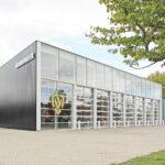 Interieurdecoratie Brandweerkazerne Papendrecht door Blomsma Print & Sign